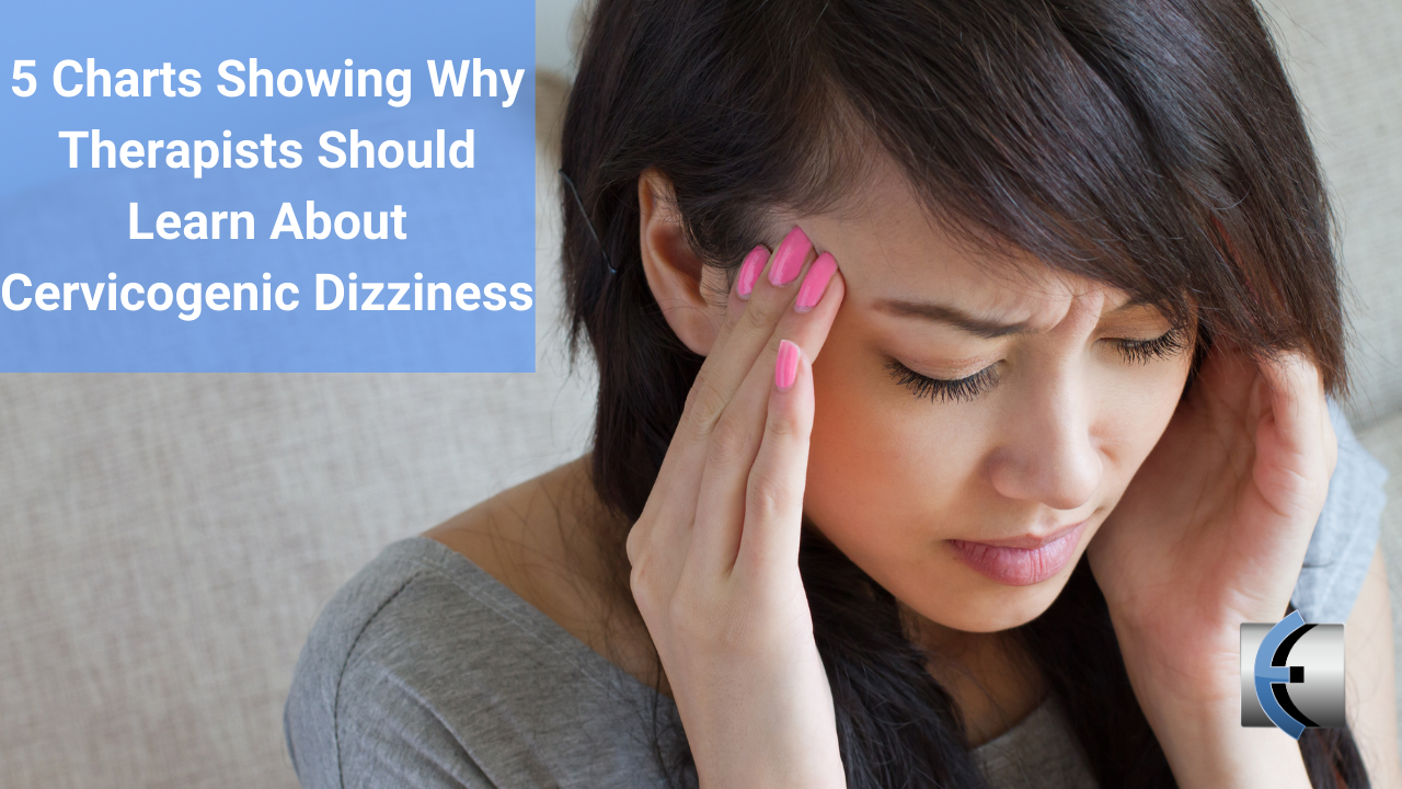 5 Charts Showing Why Therapists Should Learn About Cervicogenic Dizziness - themanualtherapist.com