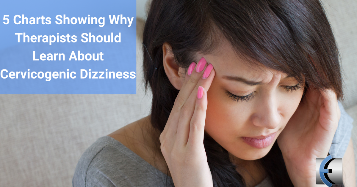 Photo of Top 5 Fridays! 5 Charts Showing Why Therapists Should Learn About Cervicogenic Dizziness | Modern Manual Therapy Blog