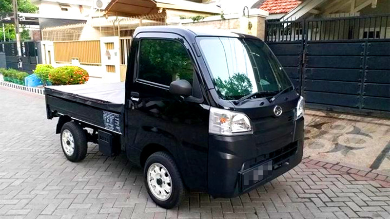 Modifikasi Mobil Daihatsu Zebra Pick Up