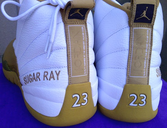 best sneakers 709b9 490a7 best price air jordan 12 retro sugar ray larger image 8ba6f ...