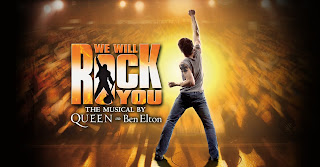 Theatre Review: We Will Rock You - Theatre Royal, Glasgow ✭✭✭✭
