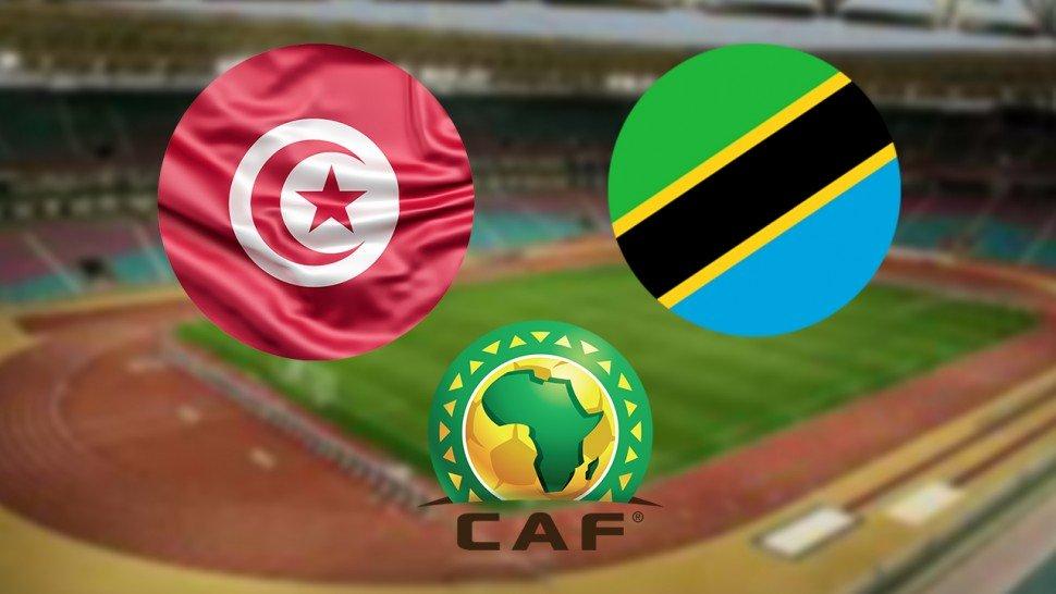 بث مباشر مباراة تونس وتنزانيا