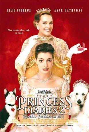 The Princess Diaries 2: Royal Engagement 2004 BRRip 720p Dual Audio In Hindi English