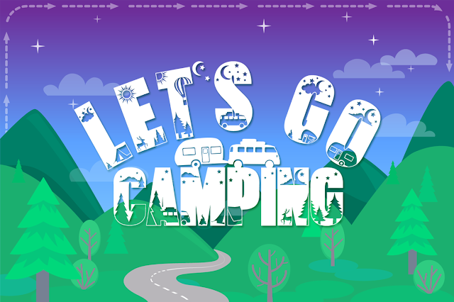 Let's Go Camping Download Font Free Download Font Free