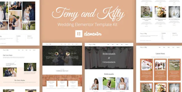 Best Wedding Template Kit