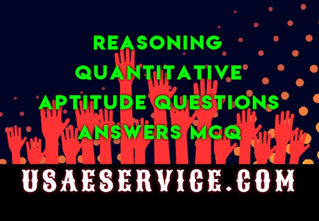 Reasoning Quantitative Aptitude ias pcs upsc