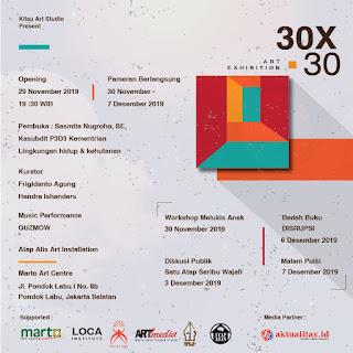 pameran 30x30