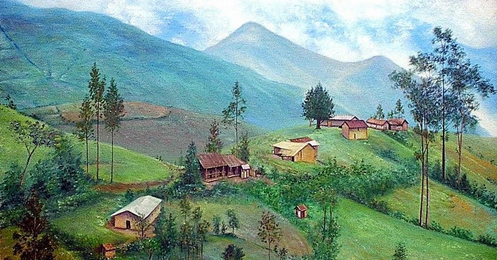 Paisajes De La Sierra Sierra Ecuatoriana