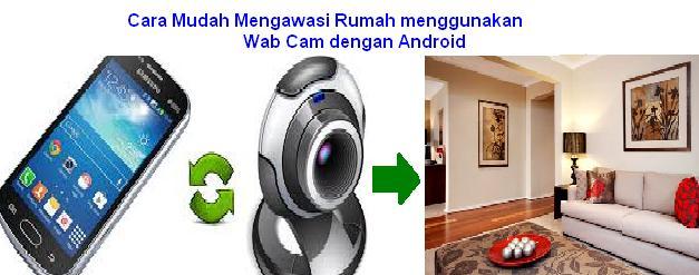 Cara Menjaga Rumah Dari Maling Menggunakan CCTV Android