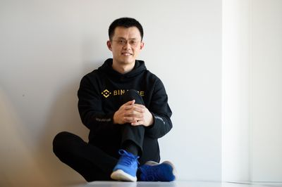 Enat DigitalBiz @ Binance CEO