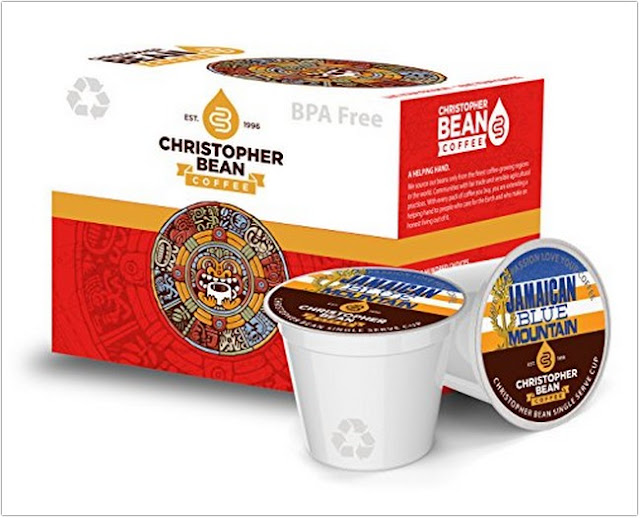 Blue Mountain Coffee K Cups