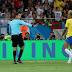 Torcida brasileira invade rede social do árbitro Cesar Ramos