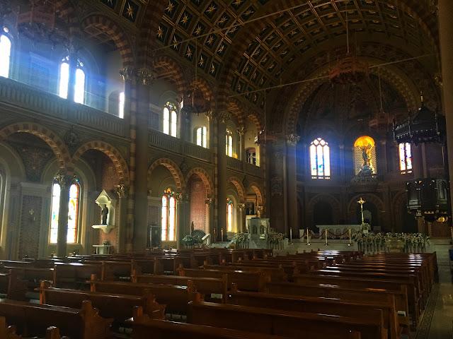 Assumption Cathedral Sanctuary, Bangkok, Thailand