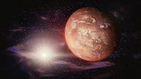 3 novelas sobre Marte escritas por autores españoles autopublicados