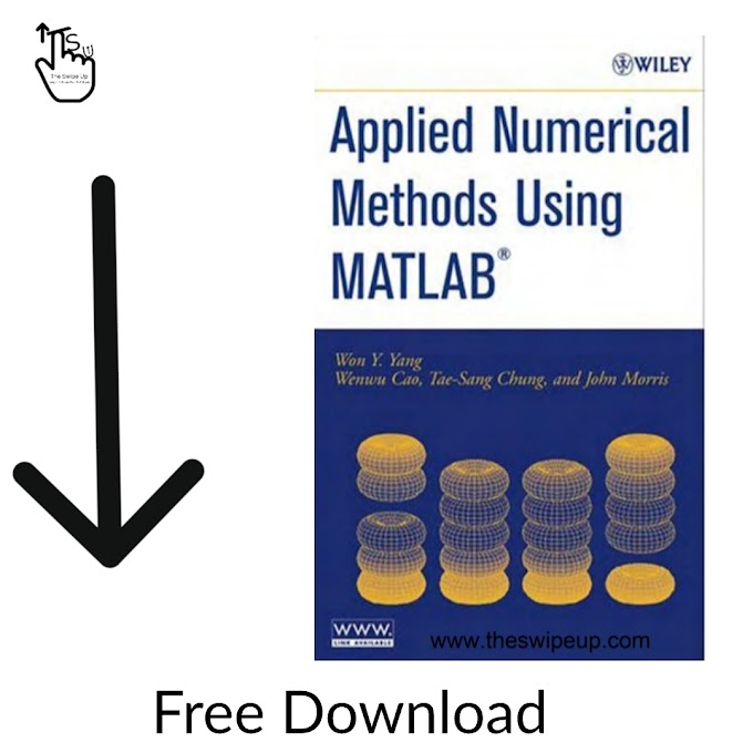 Applied Numerical Methods Using MATLAB, eBook Free Download