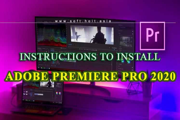 Download Adobe Premiere Pro 2020 v14.0.3.1 (Pre Activated) [Link Googledrive]