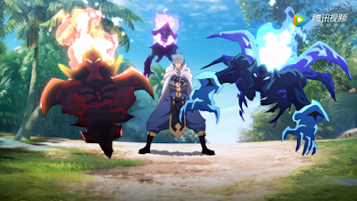 The King's Avatar Anime Season 2 Concealed Light