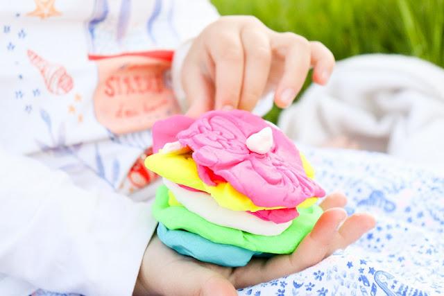 pâte à modeler giotto bebe