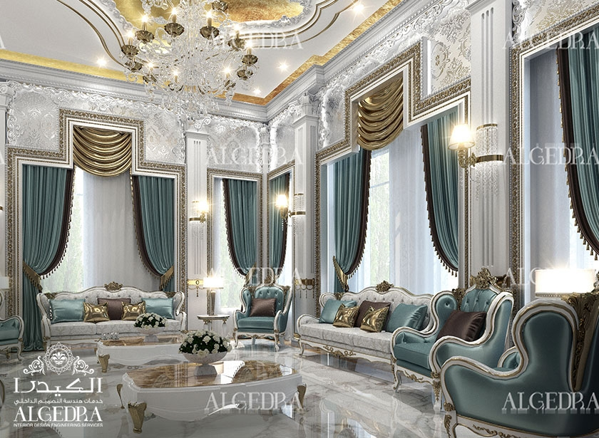 Algedra interior and exterior design uae magnificent for Home decor uae