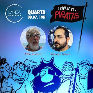 Otto Guerra é o convidado do Lança Conversa dia 08/07