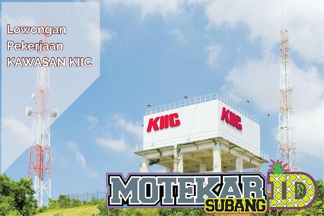 Loker KIIC Subang