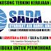 Jawatan Kosong Syarikat Air Darul Aman (SADA) - 13 April 2017
