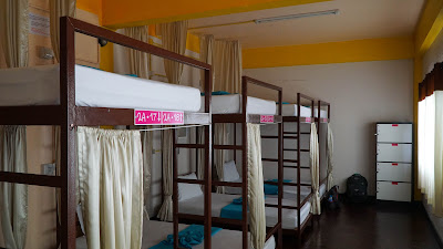 The dorm in Fun D Hostel