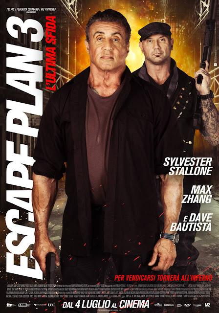 Escape Plan 3 Stallone