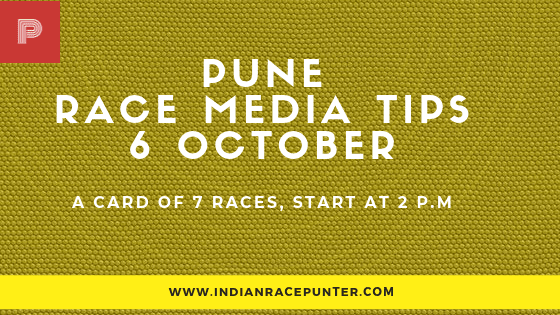 Pune Race Media Tips,  free indian horse racing tips, indiarace