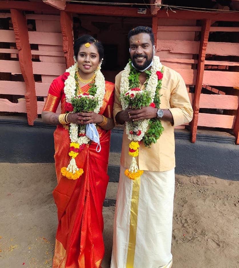 Manikanda Rajan marriage