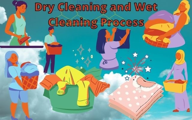 Bada Laundry-Dry Cleaning and Wet Cleaning Process - (2020)