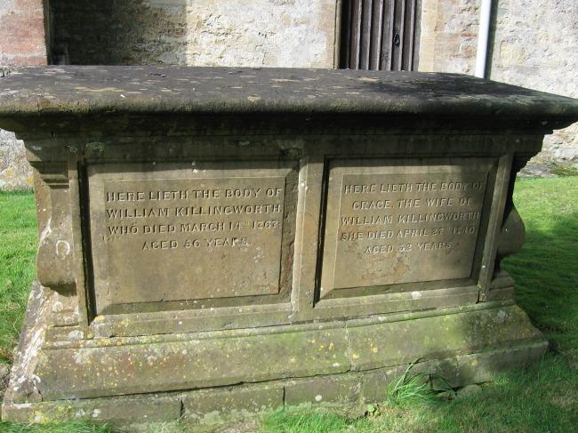 Graveyards-Gravestones-and-Memorial-Inscriptions-in-Family-History-Research-tomb-William-Killingsworth-and-Grace-Killingsworth-Haddenham-Oxfordshire