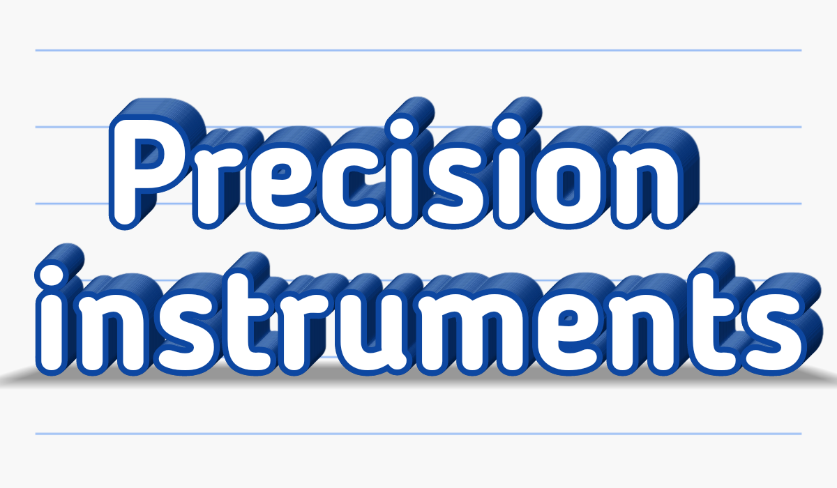 Iti fitter multiple choice questions precision instruments chapter