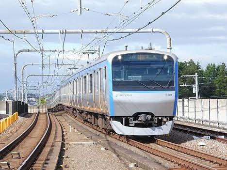 【ダイヤ改正で新設!】11000系の通勤特急 横浜行き
