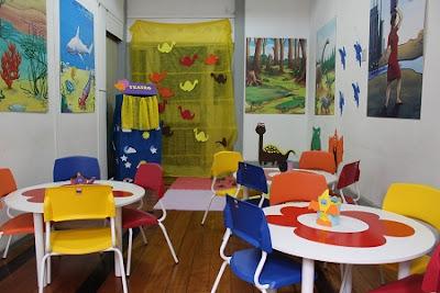 Museu de Ciências da Terra inaugura biblioteca infantil