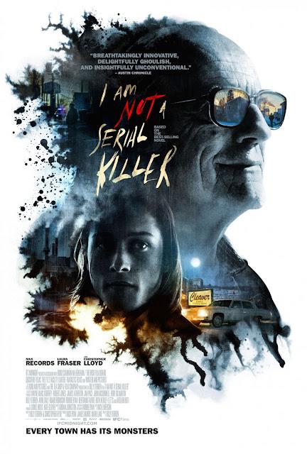 I Am Not a Serial Killer (2016) ταινιες online seires oipeirates greek subs
