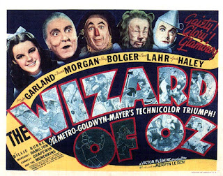 El Mago de Oz, cartel en formato horizontal