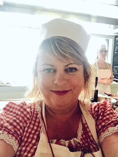 msmarmitelover,  P and O cruises, Eric Lanlard masterclass  pic: Kerstin Rodgers/msmarmitelover