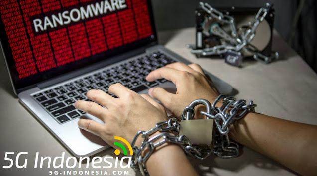 Serangan Ransomware semakin mengerikan