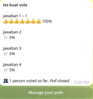Bot - Bot Bermanfaat Untuk Chatting di Telegram ~ muryadi net