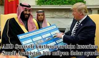 USA and Sudi Arabia