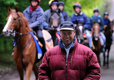 Clive Cox, horse trainer