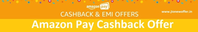 Amazon Cashback Offer 2018