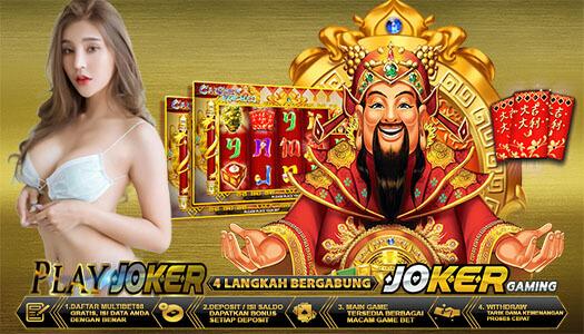 Situs Judi Slot Joker Terbaik Indobet303