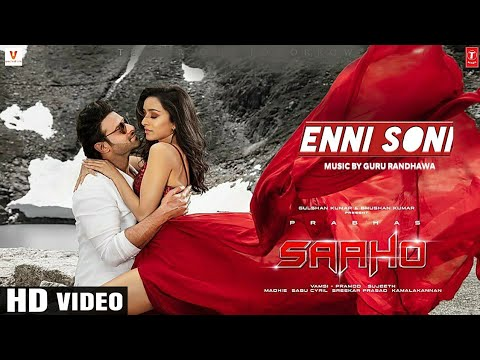 Saaho Mp3 Songs Download Free