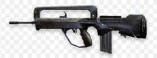 Senjata Famas Free Fire