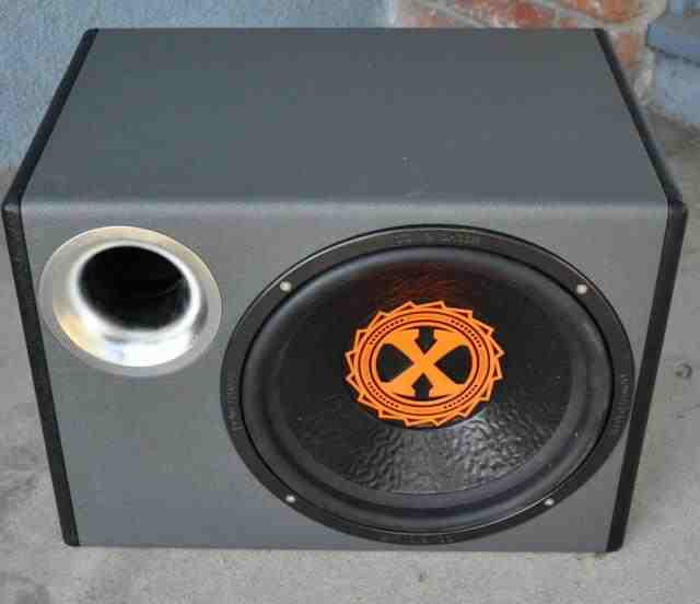 How To Lower The Tuning On a Ported Subwoofer Enclosure ~ 3g