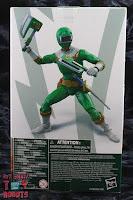 Power Rangers Lightning Collection Zeo Green Ranger Box 03