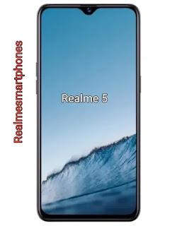 realme 5 smartphones, realme 5 quard camera,