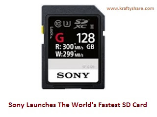 The Fastest SD Card in The World